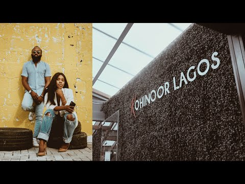 Kohinoor Lounge | office Space, Restaurant and Lounge (vlog) || LAGOS, NIGERIA