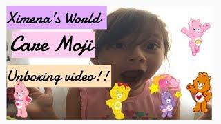 CareMoji Unboxing Video!!-Ximena's World
