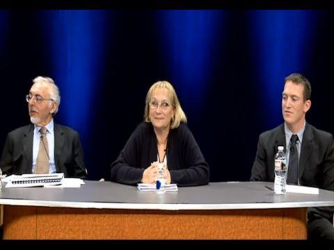 Definitive Debate 2016 - Stoughton School Committee Candidates