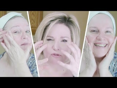 Evening ANTI-AGING SKINCARE ROUTINE For Mature Skin  / Over 50 Beauty