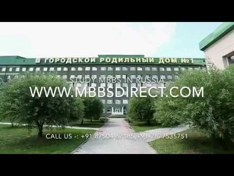 Omsk State Medical University Hospital Russia