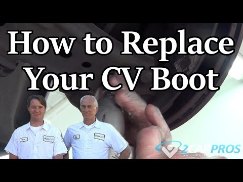 How to Replace a CV Boot in 30 Minutes