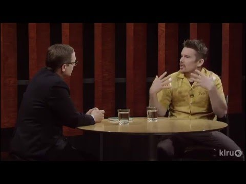 Ethan Hawke on Working with Richard Linklater