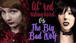 SEAFOAM KITTEN COLLAB! Lil Red Riding Hood VS The Big Bad Wolf