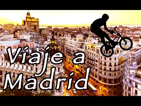 VIAJE A MADRID 2016 (VIDEO COMPLETO)