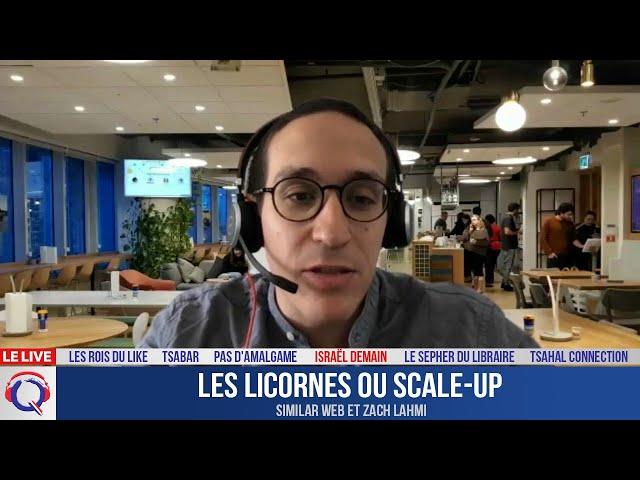 Les licornes ou scale-up - Israël demain#115
