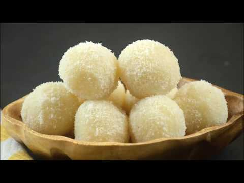 Instant Coconut Ladoo | Coconut Truffle | Indian Sweets