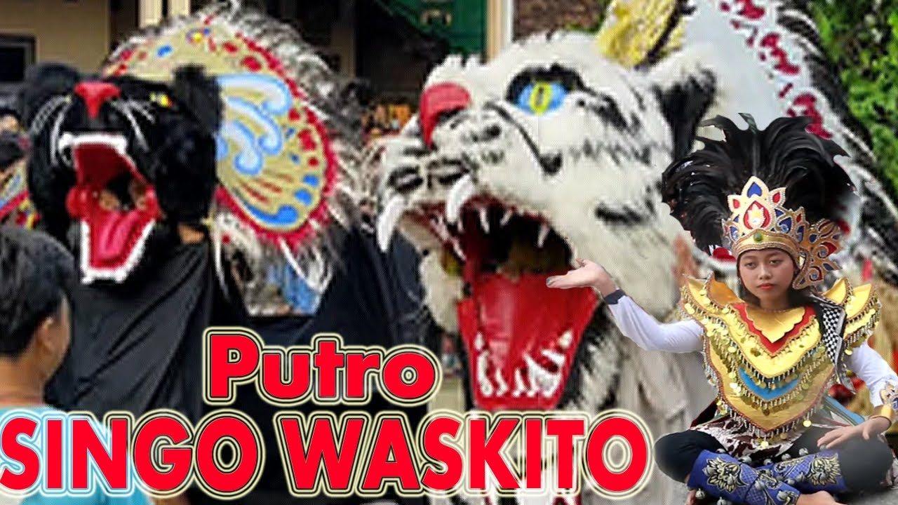 Download PUTRO SINGO WASKITO-BARONGAN DEMAK TERBARU 2021 DARI DESA CABEAN DEMAK