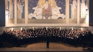 Rheinberger - Abendlied (UniversitätsChor München)