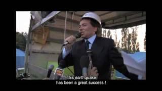Draquila - L'Italia che trema | Trailer Cannes 2010 SPECIAL SCREENING Sabina Guzzanti
