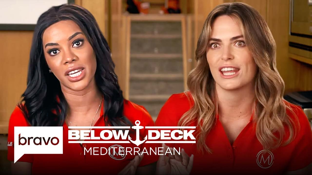 Download Will This New Crew Sink or Swim? | Below Deck Med Highlights (S6 E01)