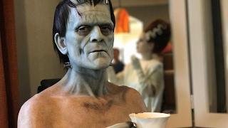 Frankenstein gets a friend   JEFF DUNHAM