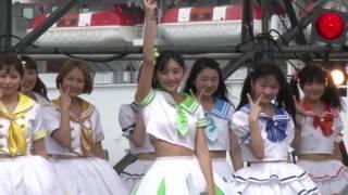 2016年07月03日 横浜赤レンガ倉庫.