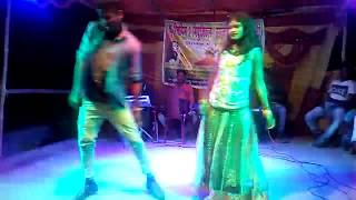Hot bhojpuri stage dance 2019