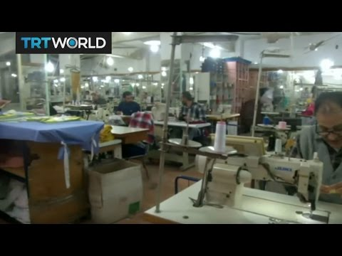 Money Talks: Syria textile industry