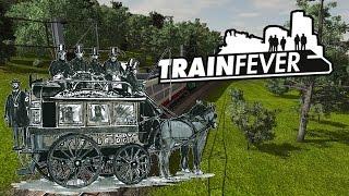 Train Fever #2 - Король Дилижансов!!!