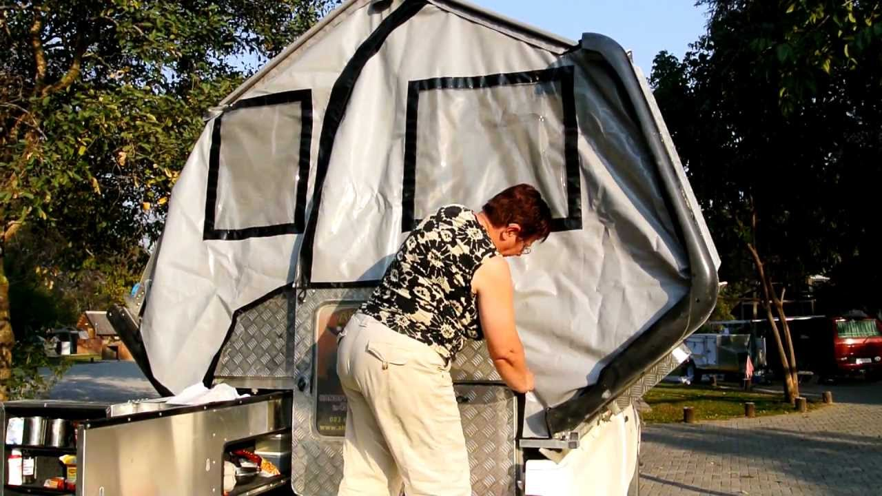 & setting up tent AHA canopy 2.MOV - YouTube
