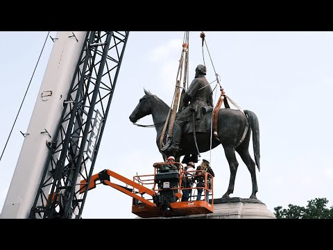 Stonewall Jackson statue, other Confederate monuments come ...