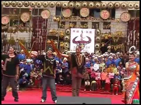 AYouDuo & Geli Yang: Hmoob Tej Nkauj Sib Hlub (LIVE) 阿幼朵与杨胜文苗族情歌对唱