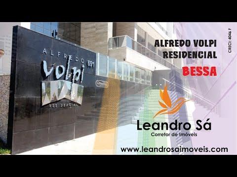 Alfredo Volpi Residencial - Apartamento, João Pessoa, Bessa