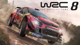 WRC 8 Карьера часть 1