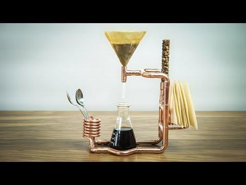 How To Make Pour Over Coffee Maker (DIY)