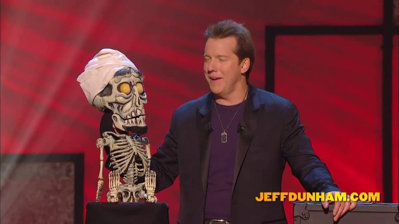 Achmed The Dead Terrorist's Religion - Controlled Chaos  | JEFF DUNHAM