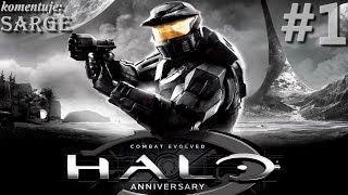 Zagrajmy w Halo: Combat Evolved Anniversary odc. 1 - Remake kultowego FPS-a