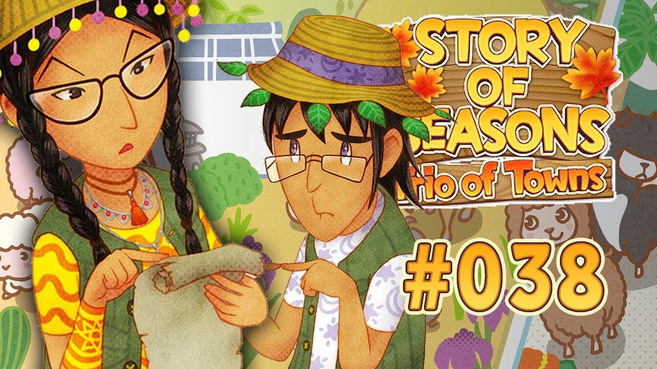 Story Of Seasons Trio Of Towns Lets Play 038 Deutsch