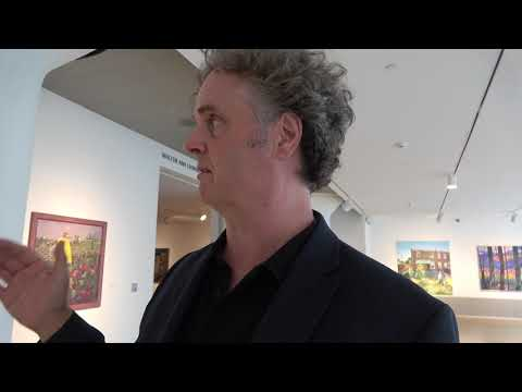 Modern and Contemporary Landscape, An Artist Curated Show at PAFA
