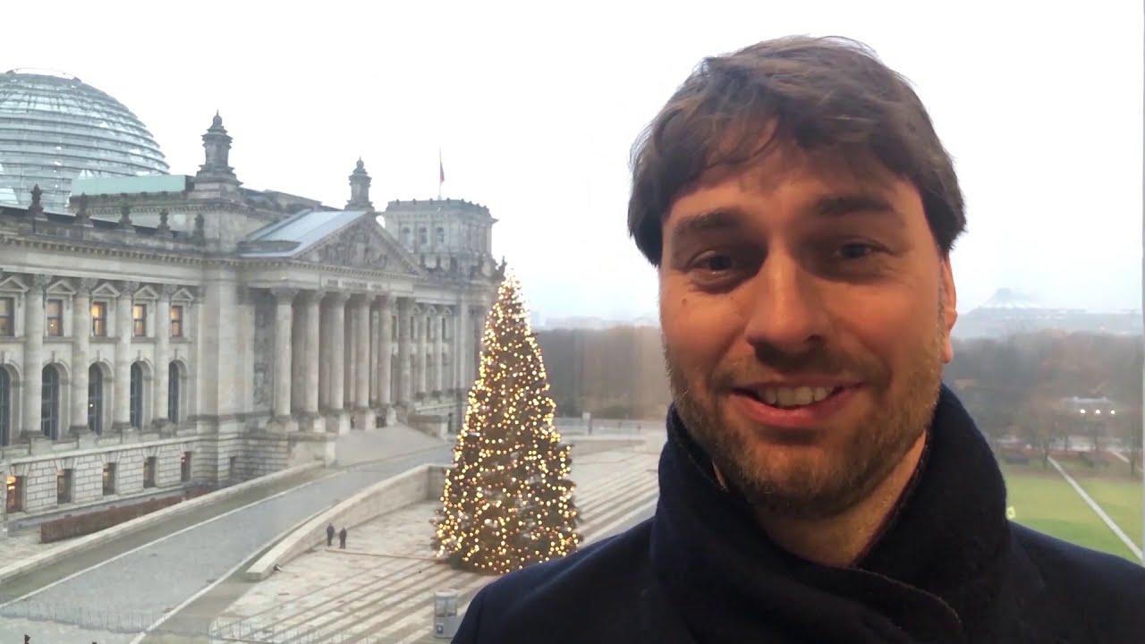 Videogruß für die Feiertage und zum Start in das neue Jahr