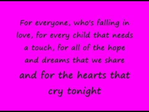 Cece Winans-Say A Prayer (Lyrics) - YouTube