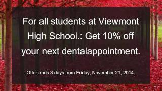Cosmetic Dentistry Update - Friday, November 21, 2014 from Oakridge Dental Thumbnail