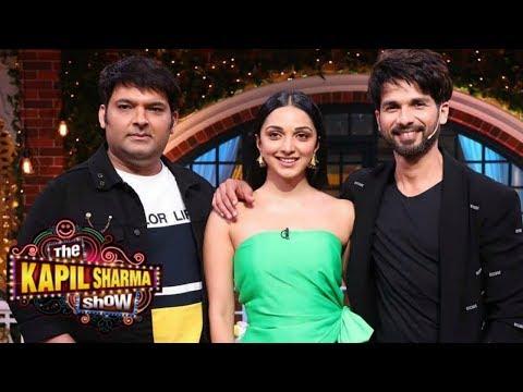 The Kapil Sharma Show - Kabir Singh Full Episode - Shahid Kapoor And Kiara Advani