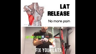 Release Those Tight Lats | Trevor Bachmeyer | SmashweRx