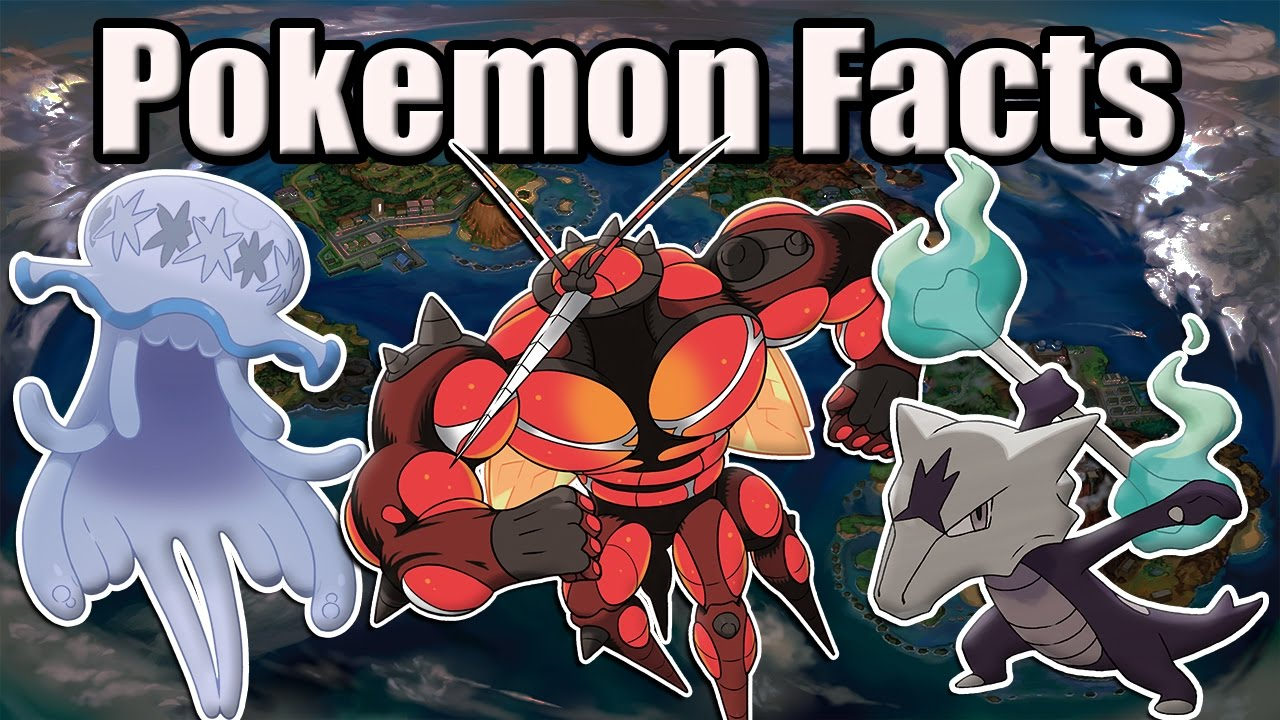 Pokémon Facts: Why Alola Forms are so Crucial to Pokémon Sun and Moon - YouTube