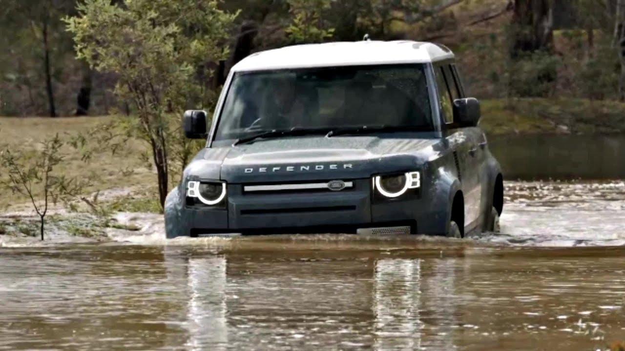 2022 Land Rover Defender, (off-road test drive) land rover defender, land rover defender 2022!
