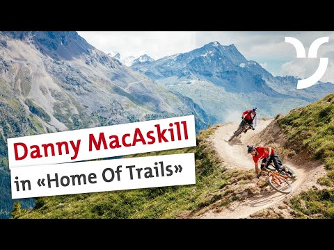 Danny MacAskill & Cl Caluori: Home of Trails