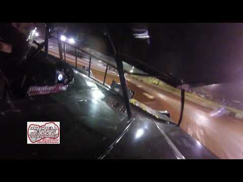 Mario Gresham Steelhead Latemodel In Car Rome Speedway 9/3/17!