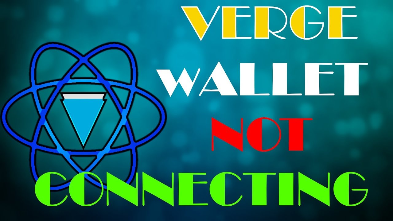 How to FIX Verge Electrum Wallet not Connecting