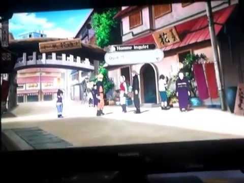 Naruto Shippuden Ultimate Ninja Storm 2 Episode 2 avec Golden Power
