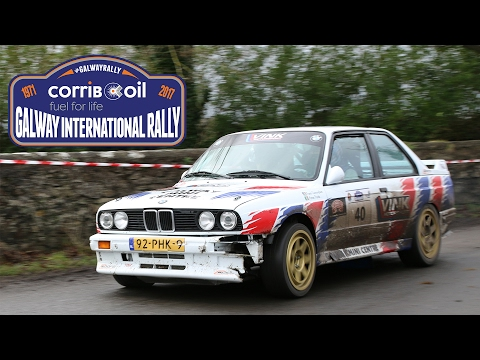 Galway International Rally 2017 [RAW]