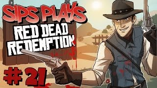 Red Dead Redemption Playthrough (22/7/2015) - Part 21