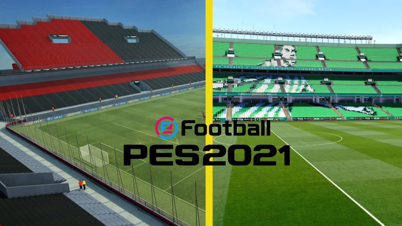 PES 2021  NUEVOS EQUIPOS PARTNER  ??  BETIS , NEWELL S