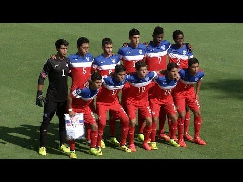 U-17 MNT Vs. Ecuador: Highlights - Aug. 8, 2014