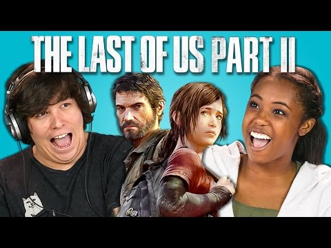 Thumbnail: TEENS/ADULTS REACT TO LAST OF US II TRAILER