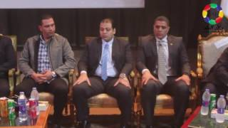 فيديو| محافظ بني سويف: الجيش والمرأة هم من قاموا بحماية مصر فى الفترة السابقة | السوايفة