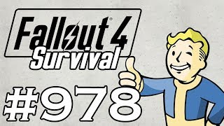 Let's Play Fallout 4 - [SURVIVAL - NO FAST TRAVEL] - Part 978 - Railroad Ending