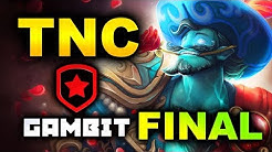 TNC vs GAMBIT - GRAND FINAL - ESL One Hamburg 2019 DOTA 2