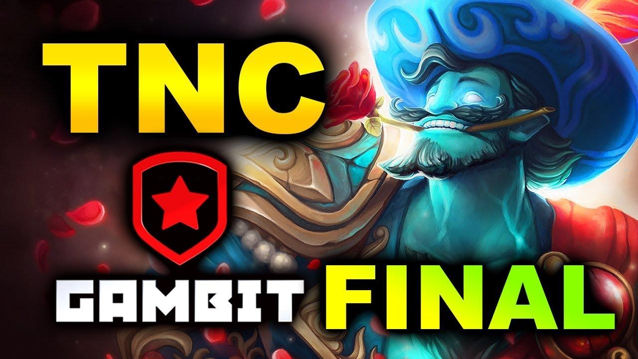 TNC vs GAMBIT - GRAND FINAL - ESL One Hamburg 2019 DOTA 2 thumbnail